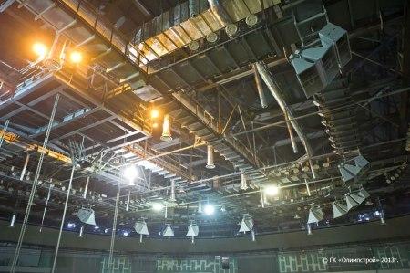 2013, «Bolshoy» Ice Dome, Sochi